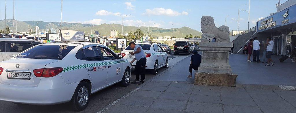 Ulaanbaatar airport taxi